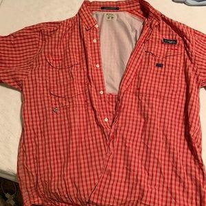 Columbia Rex Buttondown short sleeve